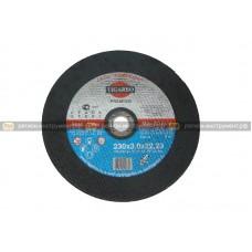 Круг отрезной TIGARBO 230x3,0x22 (сталь)