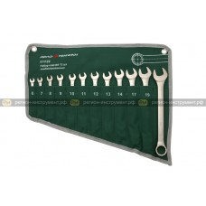 Набор ключей комбинированных 12 шт, планшет тетрон.