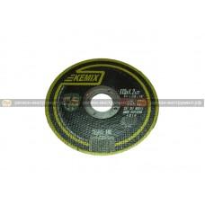Круг отрезной KEMIX 115x1,2x22 (сталь)