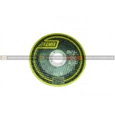 Круг отрезной KEMIX 125x2,0x22 (сталь)
