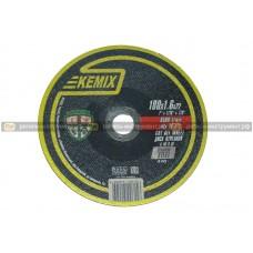 Круг отрезной KEMIX 180x1,6x22 (сталь)