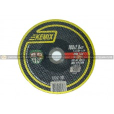 Круг отрезной KEMIX 180x2,0x22 (сталь)