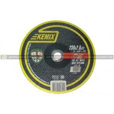 Круг отрезной KEMIX 230x2,0x22 (сталь)