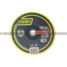 Круг отрезной KEMIX 230x2,5x22 (сталь)