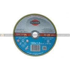 Круг отрезной TIGARBO 180x1,6x22 (сталь)