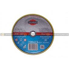 Круг отрезной TIGARBO 230x2,5x22 (сталь)