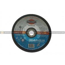 Круг зачистной  TIGARBO 180x6,0x22